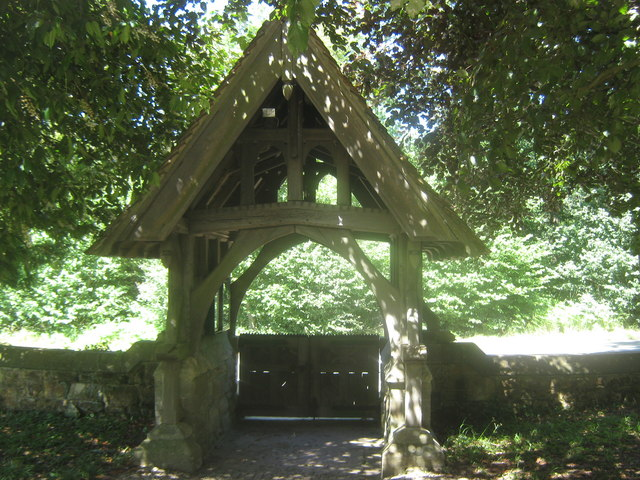 Lychgate of St. Stephen's Church