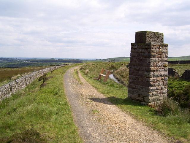 Rivelin Tunnel Pillar number III