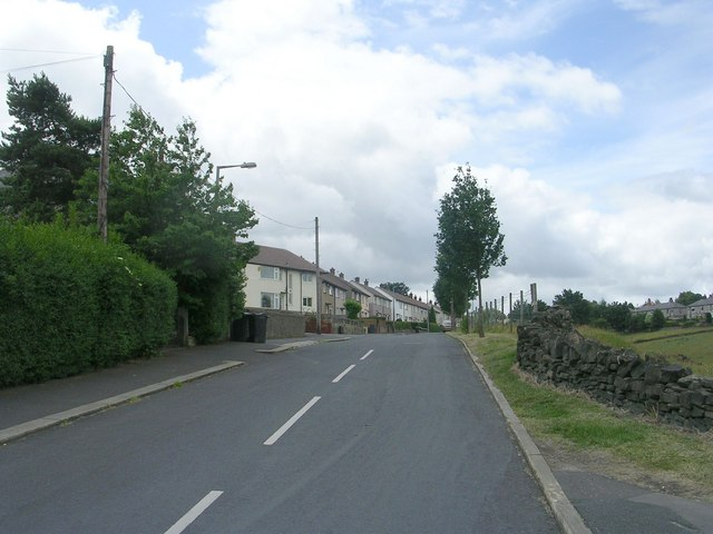Cromarty Drive - Dryclough Road
