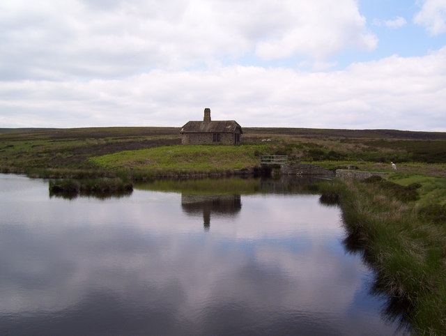 Reservoir at Middle Moss