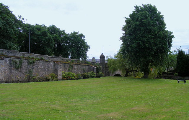 The Mosset Park at Forres