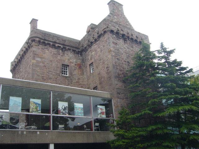 Merchiston Tower