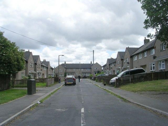 Bronte Close - Walpole Road