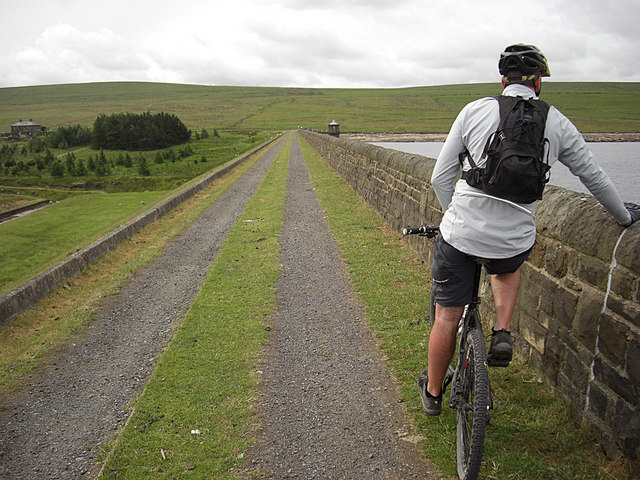 Pennine Bridleway, Gorple Lower Reservoir