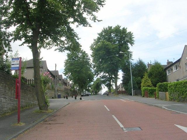 Walpole Road - Moor End Road