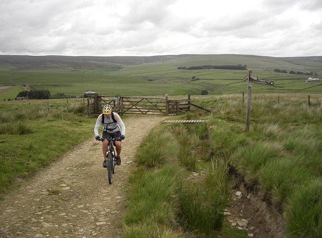 Pennine Bridleway, Heptonstall Moor
