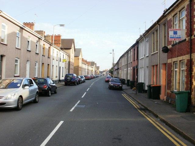 Duckpool Road, Newport