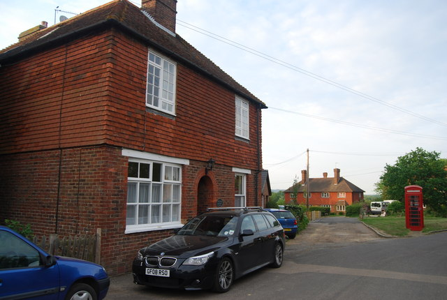 The Old Bakery, Charcott