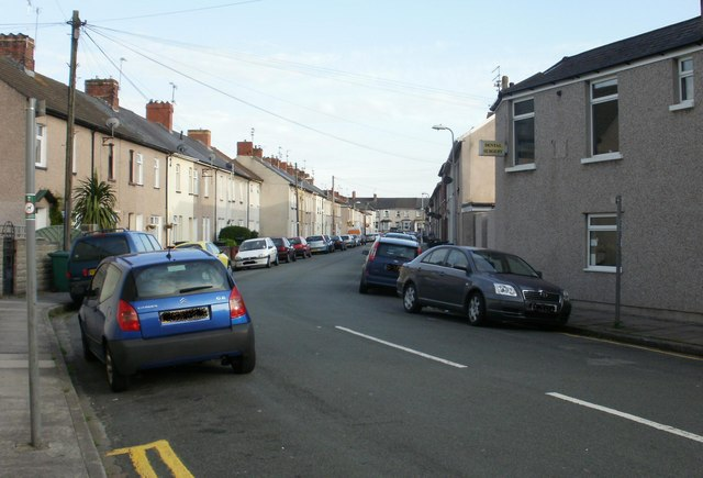 Dean Street, Newport