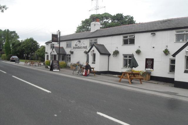 The Traveller's Rest - Dawber's Lane