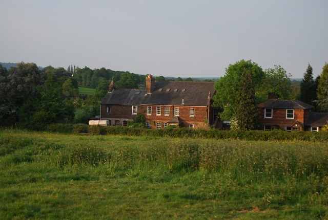 New Town Cottages, Charcott