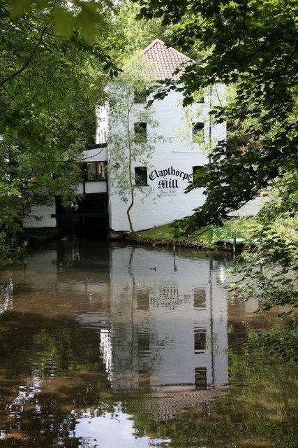 Claythorpe Mill