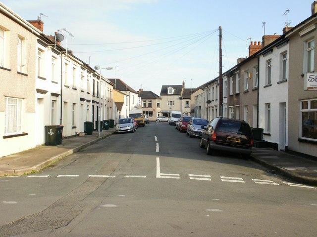 Alfred Street, Newport