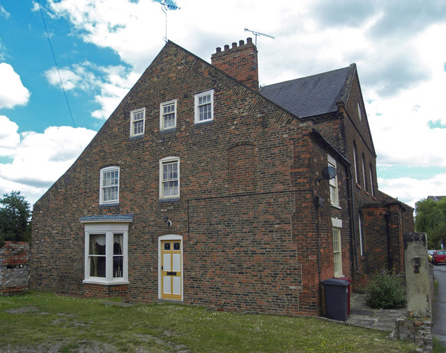 The Chapel Manse, Chapel Lane