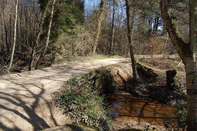 Bridge over Sleep Brook