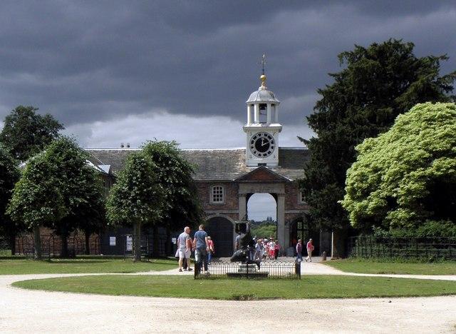 The Clock Tower, Dunham Massey