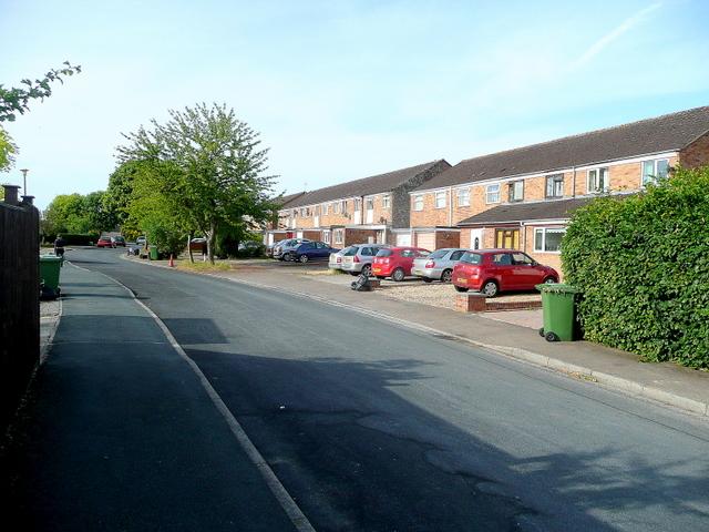Compton Close, Staunton 2
