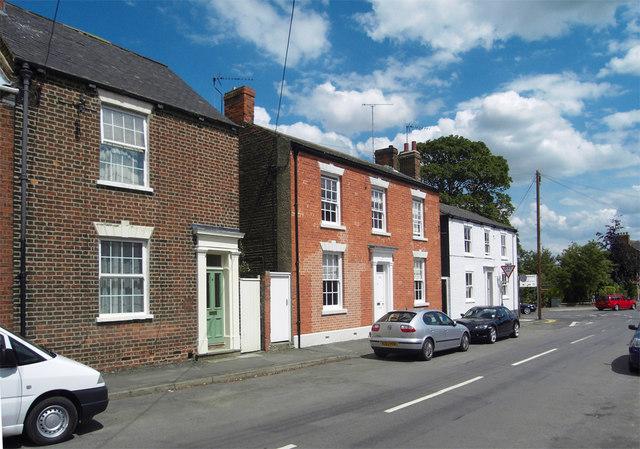 Georgian Houses on Westfield Road