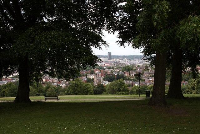 Meersbrook Park, Sheffield