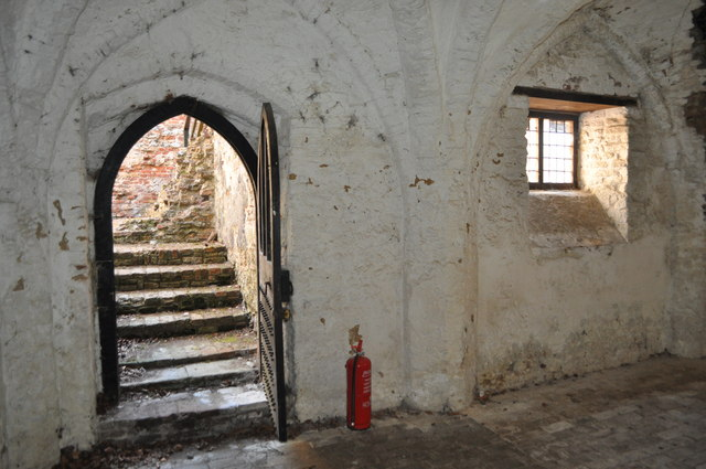 Entrance to the Undercroft