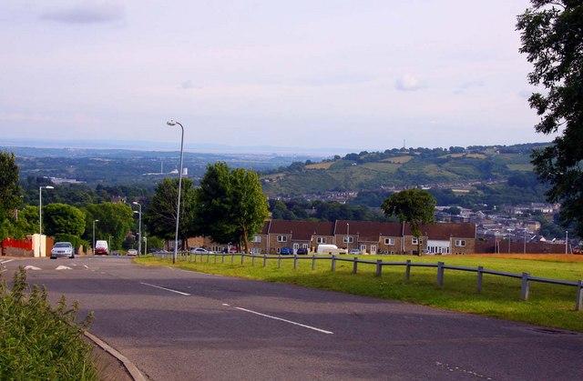 Price Avenue in Trevethin
