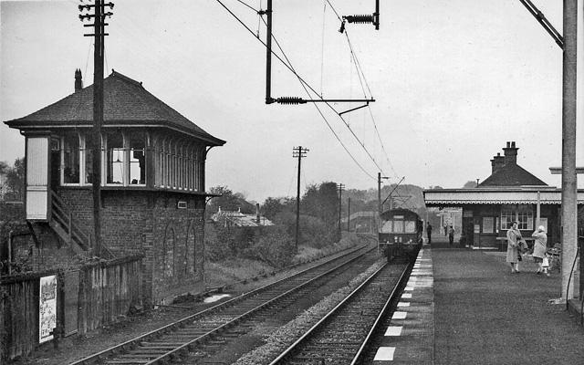 Burnside Station