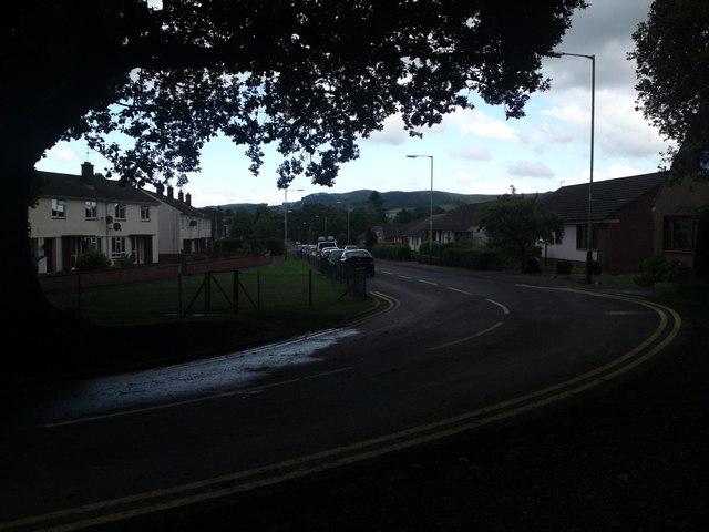 Stormont Road, Scone