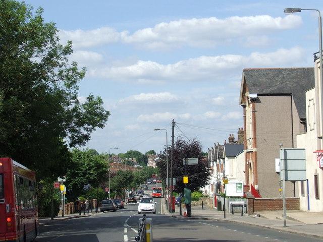 Wimbledon Park Road, Southfields