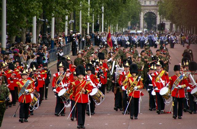 Parade, The Mall, London