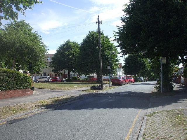 Wordsworth Avenue, Penarth