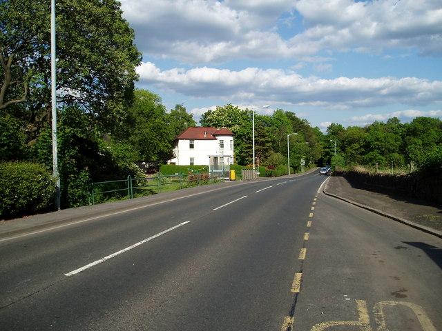 Bridge of Weir Road