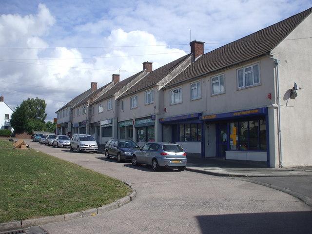 Shops in Tennyson Rd, Penarth