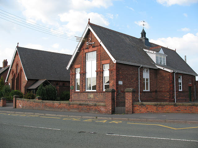 St Mary's hall, Middlewich