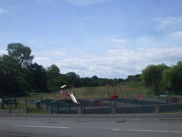 Children's playground, Owain Close, Penarth