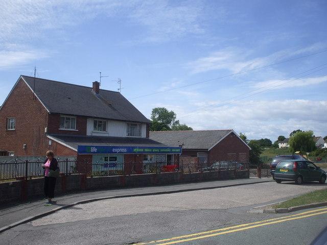 Convenience store in Glyndwr Rd, Penarth
