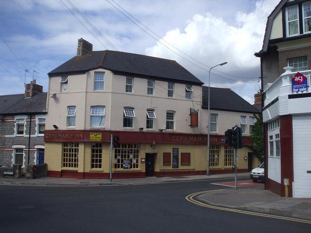 The Cefn Mably Inn, Penarth