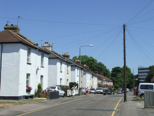 Bushey Road, Sutton