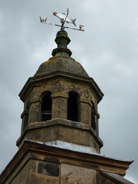 St Anne s Church, Woodplumpton, Dome