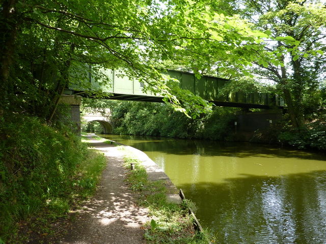 Aqueduct over the Lancaster Canal
