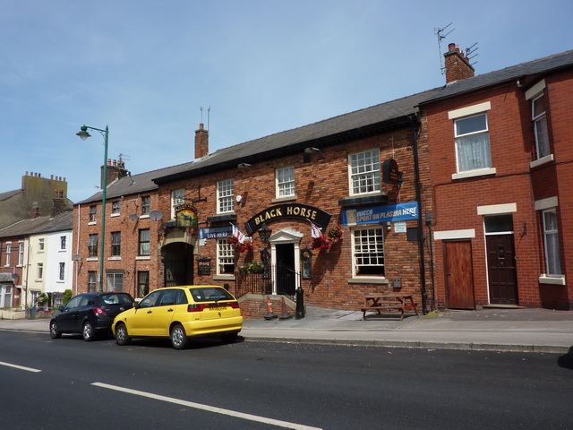 The Black Horse, Preston Street, Kirkham