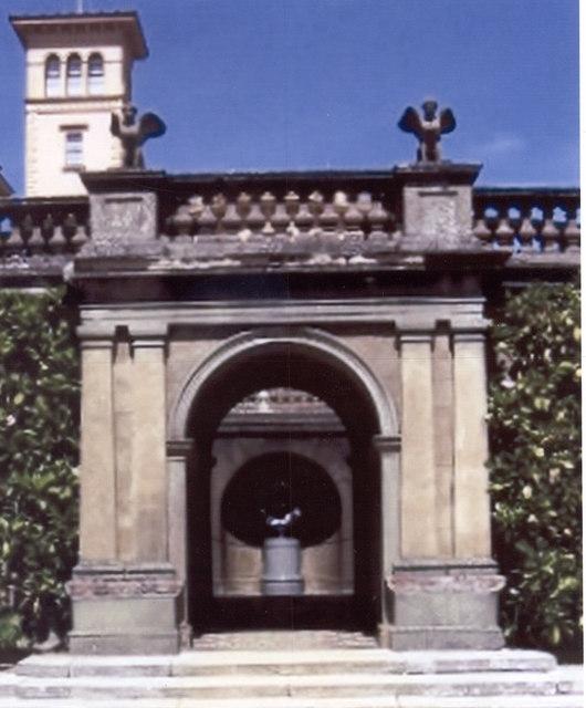 Osborne House Garden Archway
