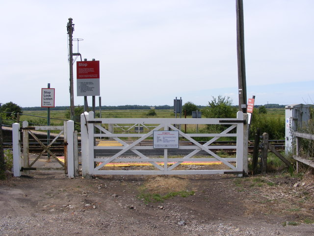 Level Crossing No 58
