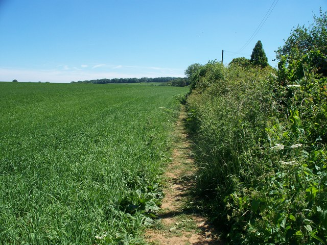 Path to Broad Campden [1]