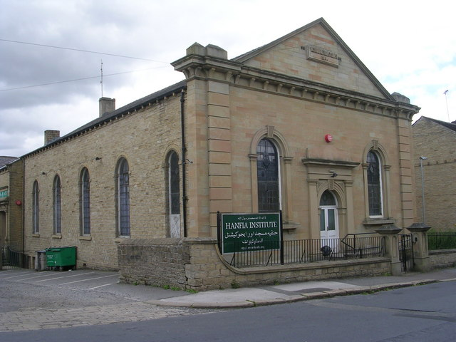 Former Lockwood Methodist Chapel - Bentley Street