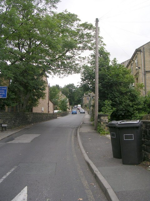 Hanson Lane - Meltham Road