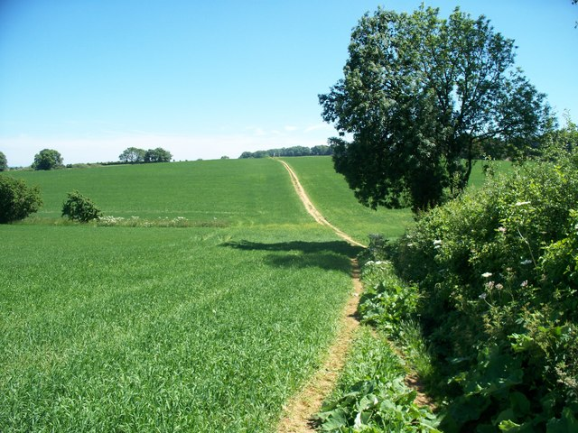 Path to Broad Campden [2]
