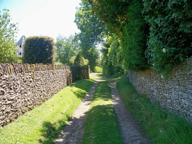 Lane in Broad Campden