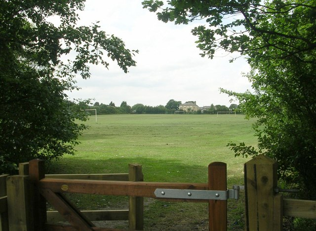 Playing Fields - Bradford Road