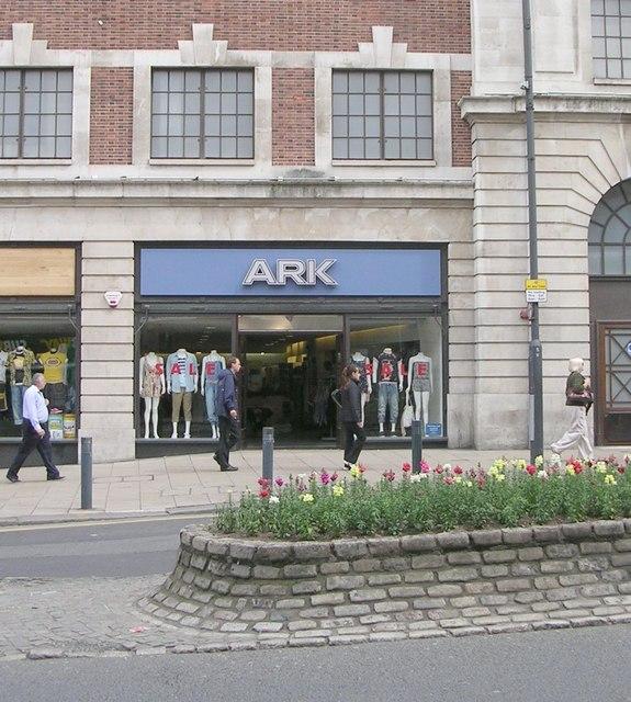 Ark - The Headrow
