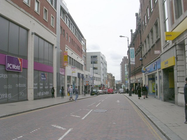 Albion Street - The Headrow